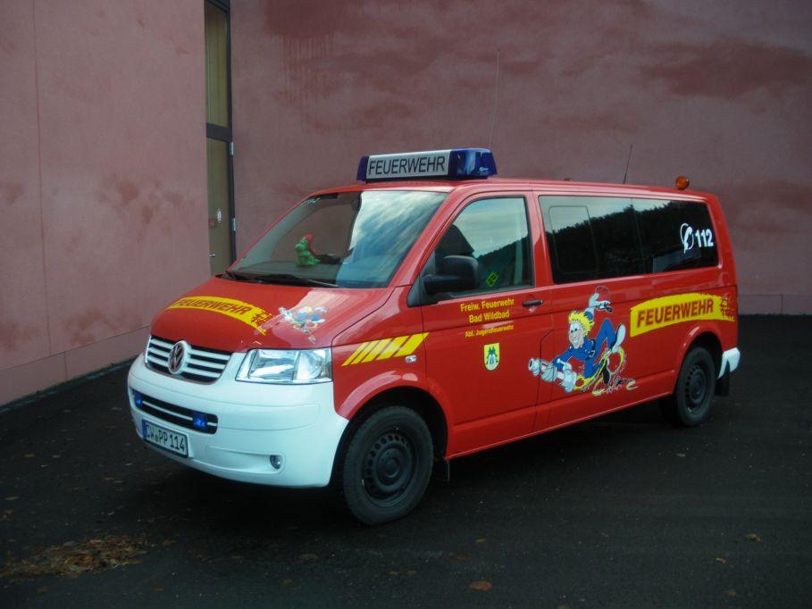 Mannschafts Transportwagen JFW